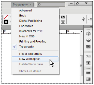 InDesign Tutorial: Working with InDesign panels