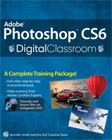 Photoshop CS6 Digital Classroom Cover
