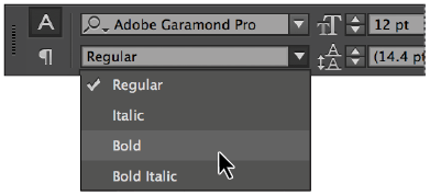 InDesign tutorial: Working with and Formatting Text in InDesign