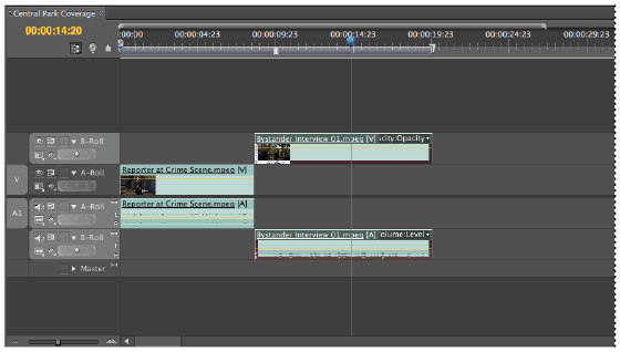 Premiere Pro tutorial: Trimming clips on the Timeline in Premiere Pro