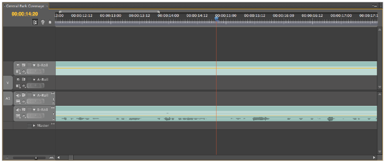 Premiere Pro tutorial: Trimming clips on the Timeline in