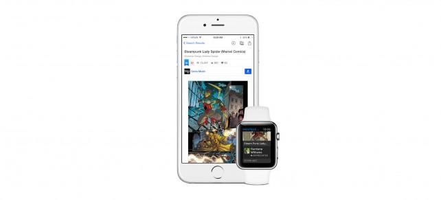 Adobe Creative Cloud apps on Apple Watch