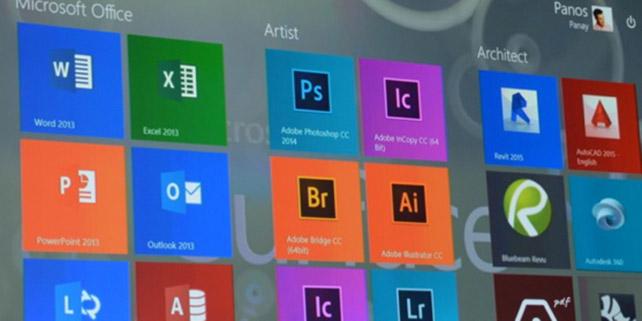 Adobe Creative Cloud Optimized for Microsoft Surface Pro
