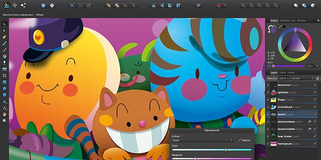 Adobe Illustrator alternatives for Mac