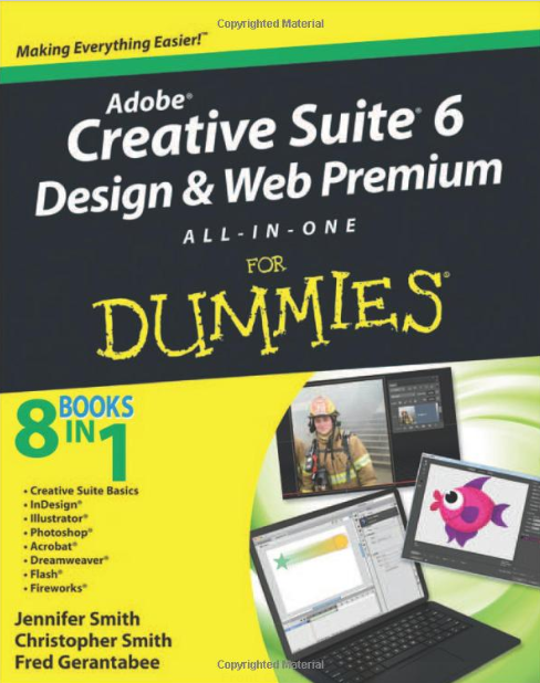 Creative Suite for Dummies