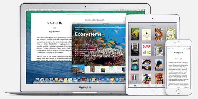 Apple enhances eBook platform