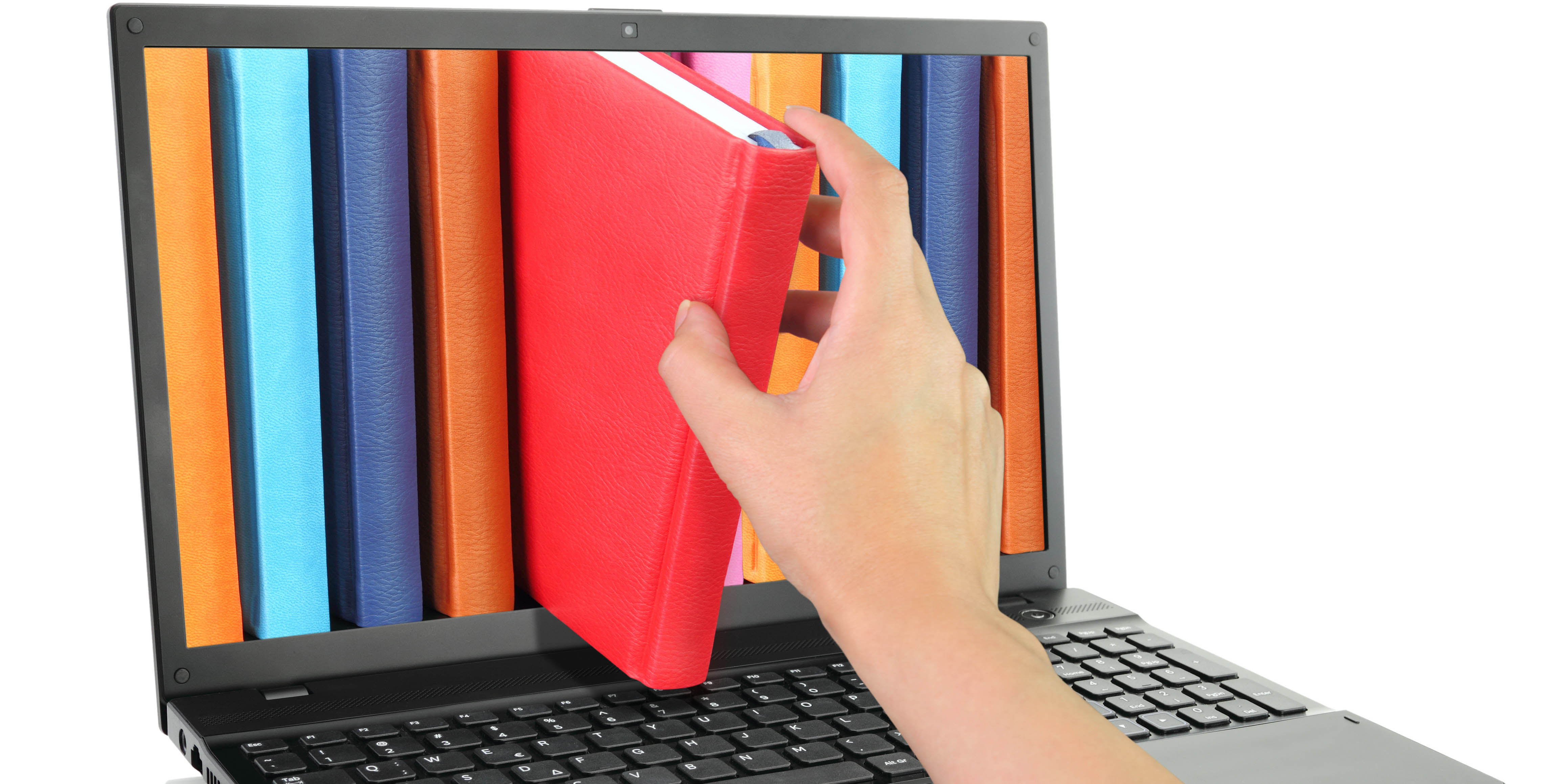Easily create eBook and ePub files