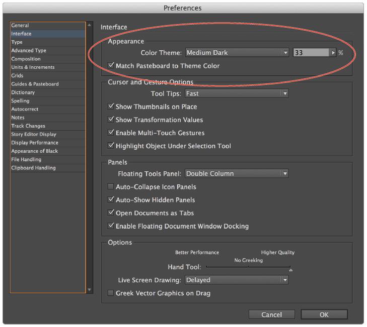 InDesign tutorial: InDesign CC New Features