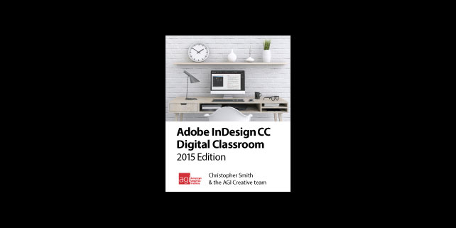 InDesign Digital Classroom CC 2015 - 2016 book available