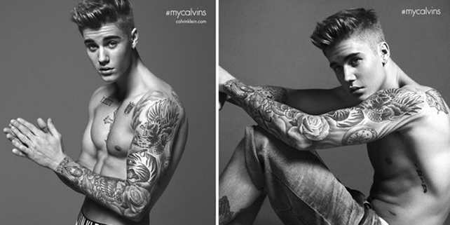 Latest Photoshop controversy ensnares Justin Bieber