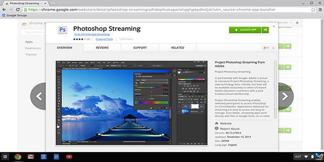 Is Photoshop Training moving to the Cloud