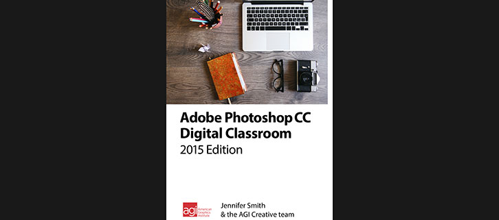 Photoshop CC 2015 Book Available