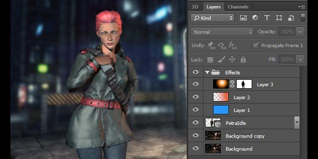 Adobe Buys Mixamo, Photoshop 3D gets a boost