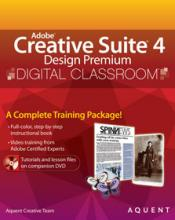 Creative Suite 4 Digital Classroom Book with DVD