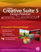 Creative Suite 5 Digital Classroom Book with DVD