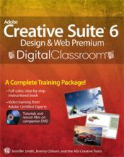 Creative Suite 6 Digital Classroom Book with video tutorials