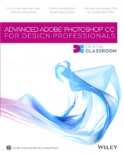Advanced Photoshop CC Digital Classroom Book with video training