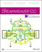 Dreamweaver CC Digital Classroom Book with video training