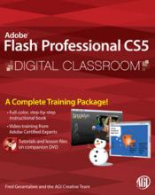 Flash CS5 Digital Classroom Book with DVD