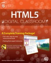 HTML5 Digital Classroom Book