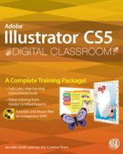 Illustrator CS5 Digital Classroom Book with video training