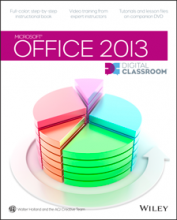 Office 2013 Digital Classroom Book