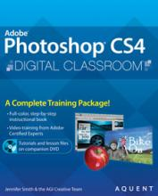 Photoshop CS4 Digital Classroom Book with video training