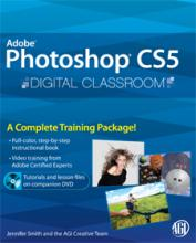 Photoshop CS5 Digital Classroom Book with video training