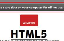 HTML5 Tutorial: An overview of HTML5 APIs and supporting technologies