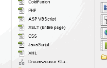 Dreamweaver tutorial: Tag hierarchy in Dreamweaver
