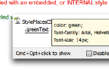 Dreamweaver tutorial: In the Code view in Dreamweaver