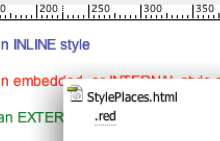 Dreamweaver tutorial: Understanding Style Sheets in Dreamweaver