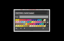 Illustrator Tutorial: Adding Pantone colors