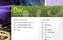 Dreamweaver Tutorial: Dreamweaver CS5 Jumpstart