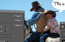 Photoshop Elements Tutorial: Working with Type in Photoshop Elements