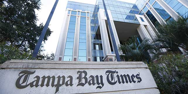 Tampa FL Newspapers Merge