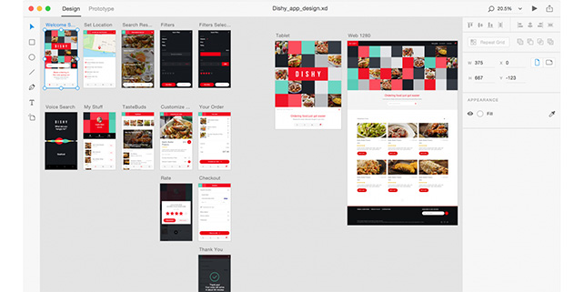 Adobe UX Design App Now Available