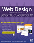 Web Design with HTML and CSS Book with DVD from Digital Classroom